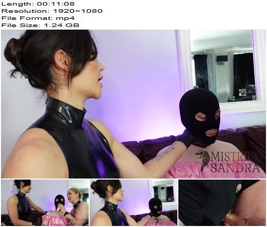 Mistress Sandra  Encouraged Bi the sissy  Femdom preview
