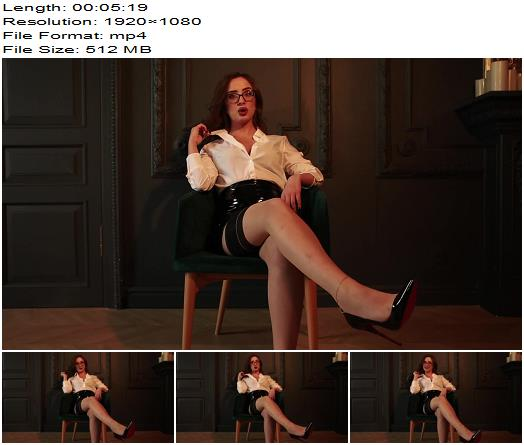 Princess Anastasia  Findom Addiction Therapy  Blackmail  Findom preview