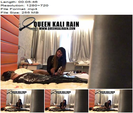 Queen Kali Rain  Hotel way of mummification  Of course this leads to multiple variations of how I can enjoy the play  Bondage preview