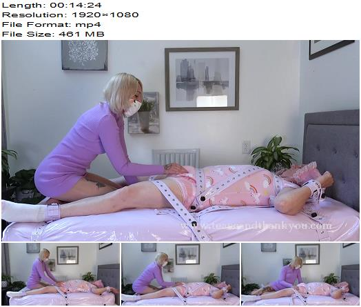 Tease and Thank You  Mistress Velma  StepMommys Best Boy  Femdom preview