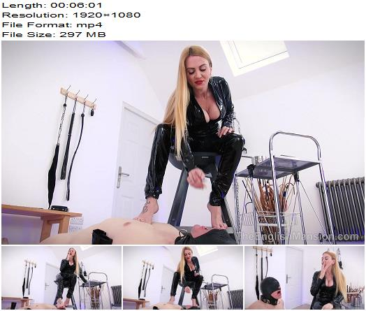 The English Mansion  Miss Suzanna Maxwell  Smoking Hot Worship  Part 2  Femdom preview
