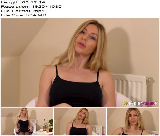 UpSkirt Jerk  Gently Does It  Masturbation Instruction preview