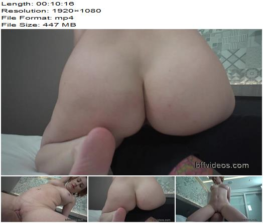 Bffvideos  Emme White Pink Ass On Michael Nose Pt2  Oral Servitude preview