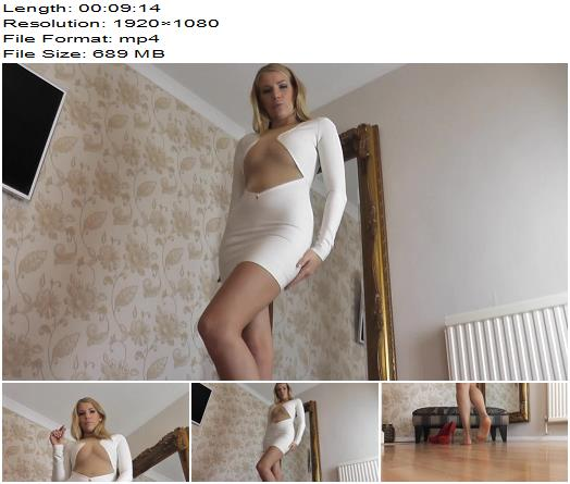 Danielle Maye  Pathetic Little Insect  Femdom Pov preview