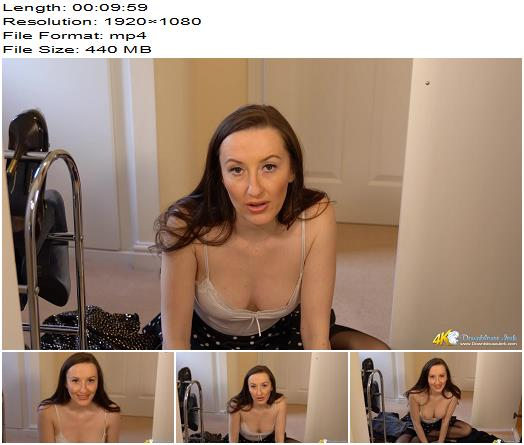 DownBlouse Jerk  Bags Of Fun  Femdom POV preview