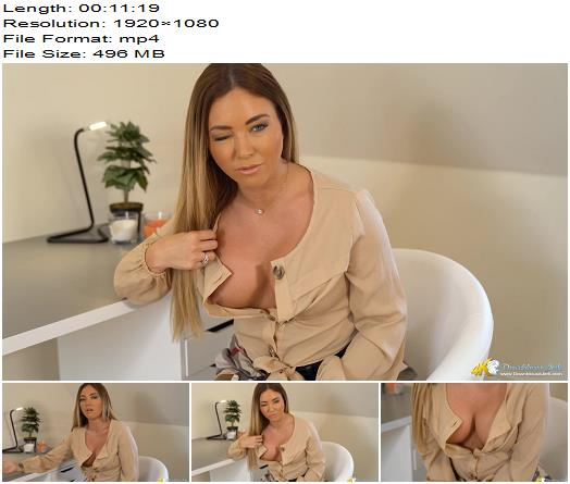 DownBlouse Jerk  Breasts Are Poppin  Femdom POV preview