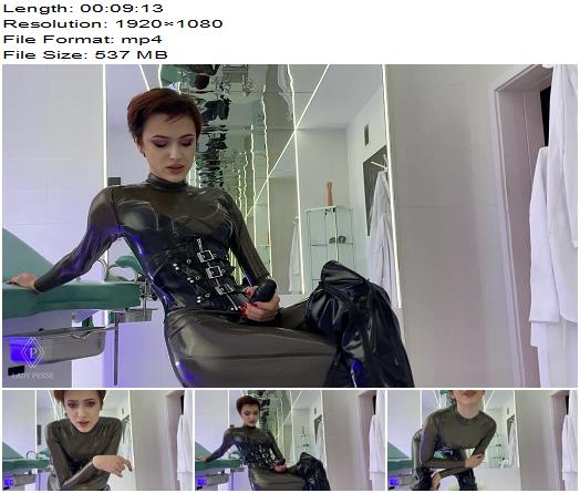 FetishChateauStudio  Strapon worship femdom and findom talk POV  LADY PERSE  Blackmail  Findom preview