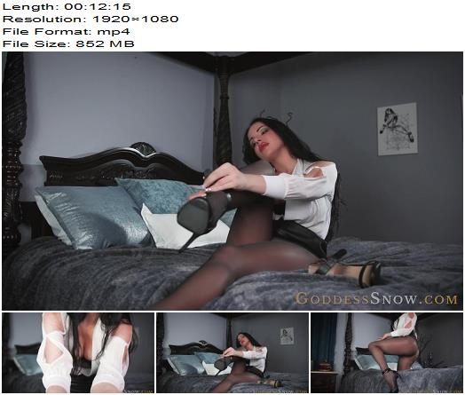 Goddess Alexandra Snow  Chastity For The Neighbor preview