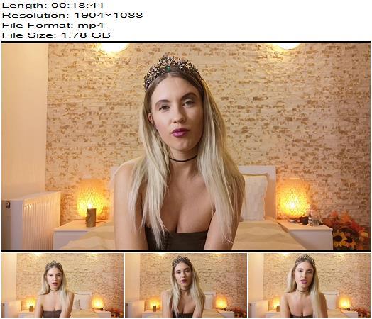 Goddess Natalie  Breath play entrancement  Brainwash preview