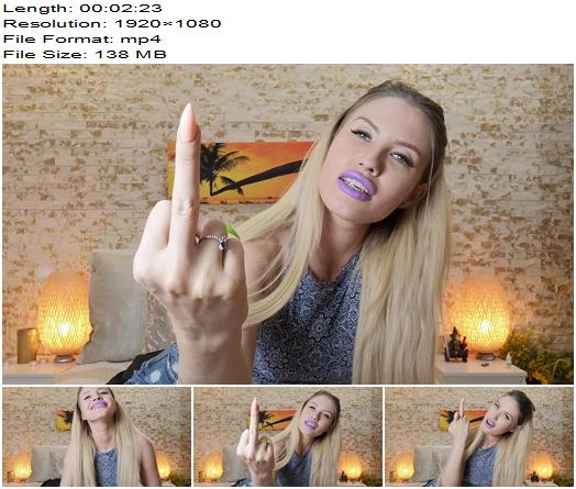 Goddess Natalie  Losers pay their monthly taxes  Blackmail  Findom preview