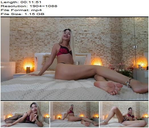 Goddess Natalie  So you wanna try anal  Anal Training preview