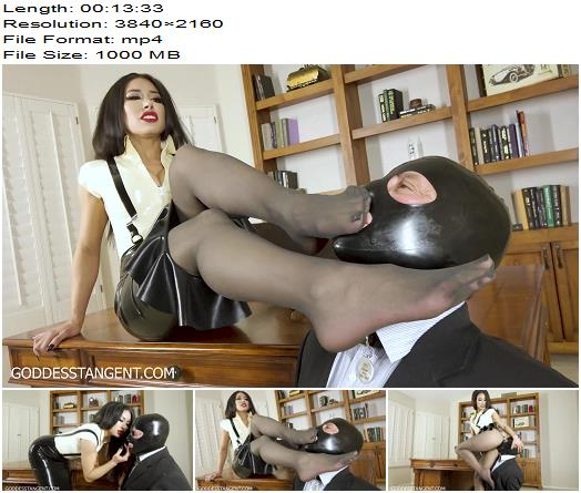 Goddess Tangent  Punished For The Wrong Drink  Femdom preview