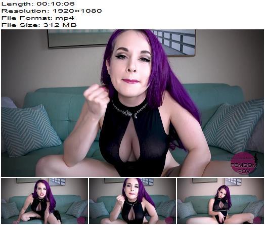 Goddess Valora  Beg Me To NOT Let You Cum  Femdom Pov preview