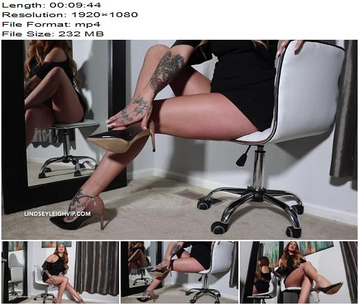 Lindsey Leigh  Joi For LL Legs  Masturbation Instruction preview