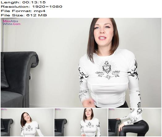 Miss Alika White  CBT Just for My Amusement  Cbt preview
