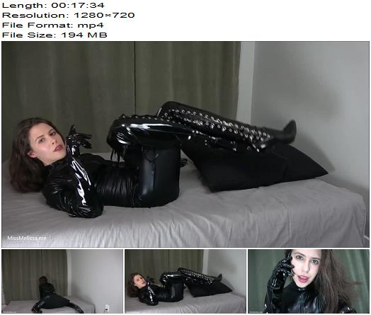 Miss Melissa  Shiny Home Wrecker 9  Fetish preview