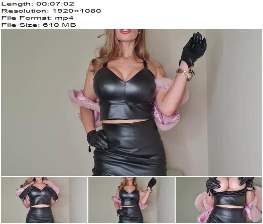 Miss Tiff  Youre Not Cumming Today  Femdom Pov preview