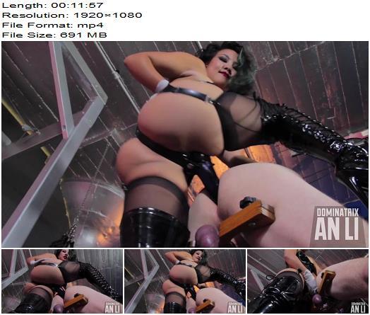 Mistress An Li  HumbleFucked  Ball Abuse preview