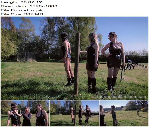 The English Mansion  Mistress Evilyne and Mistress Sidonia  Ponyboy Penalty  Part 1  Femdom preview