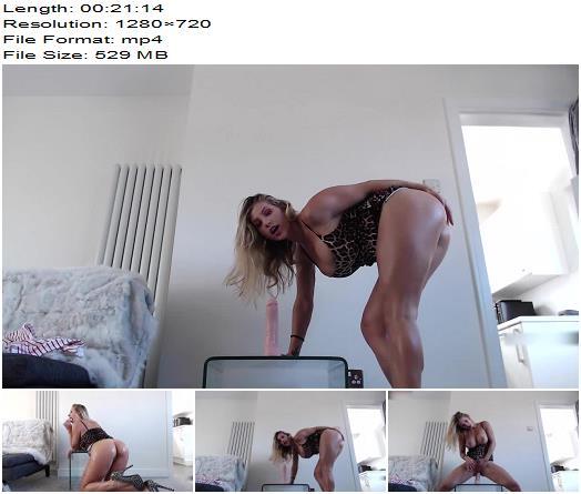 Anastasiaxxx89  Tight fit  Anal Training preview