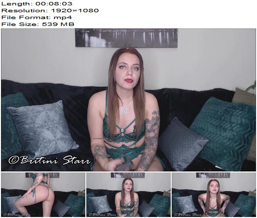 Britini Starr  Slave Application Questionnaire  Blackmail  Findom preview
