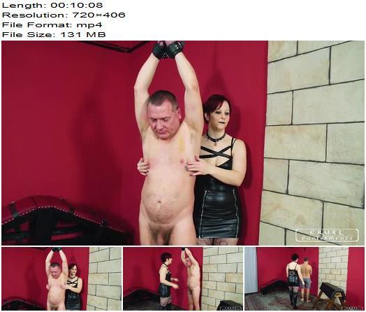 CRUEL PUNISHMENTS  SEVERE FEMDOM  Humiliating slaps   Lady Maggie preview