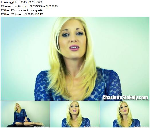 Charlotte Stokely  Cum Eating Life preview
