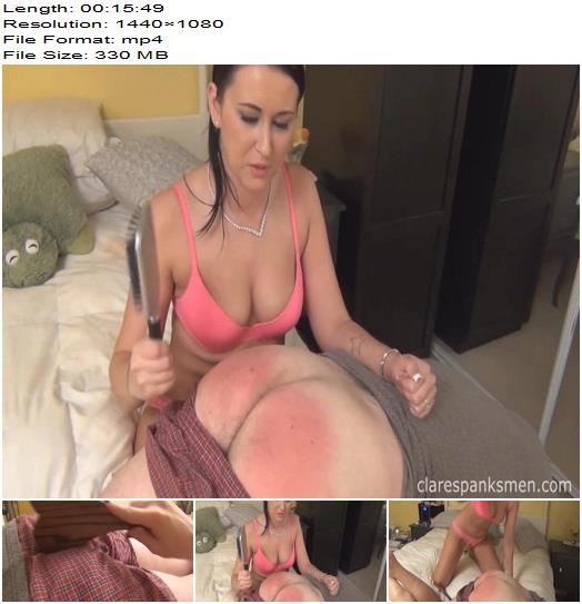 Clare Spanks Men  Bride and Bridesmaid Spanking   Audrey Tate preview