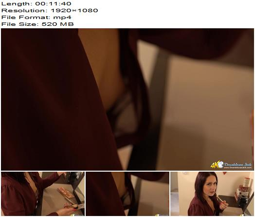 DownBlouse Jerk  Boobs  Blusher  Femdom POV preview