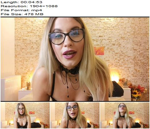 Goddess Natalie  Taking whats mine  Blackmail  Findom preview