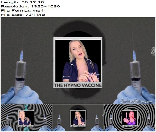 Goddess Poison  TheHYPNOvaccine  Brainwash preview