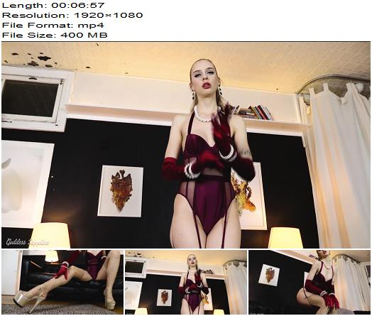 Goddess Sapphire  Mesmerized Teased Drained Discarded  Blackmail  Findom preview