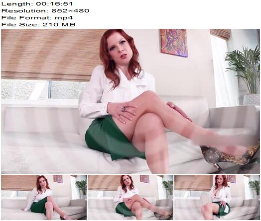 LadyFyre  Secretary Wanted  Blackmail  Findom preview