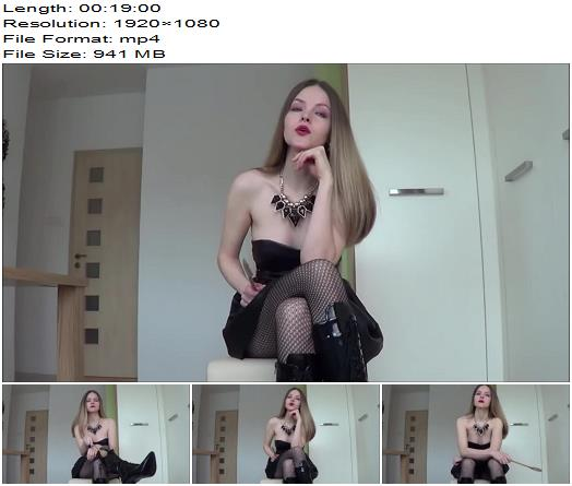 Lady Suzanne  Your Balls Will Suffer  Cbt preview