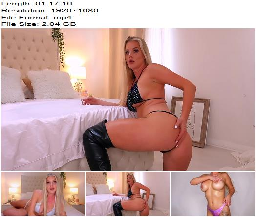 Lexi Luxe  The Goon Challenge Resistance Training Programme  Blackmail  Findom preview