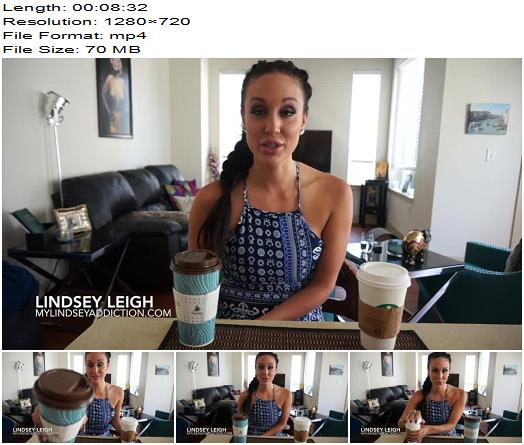 Lindsey Leigh  Coffee Cup Trickery  Femdom Pov preview