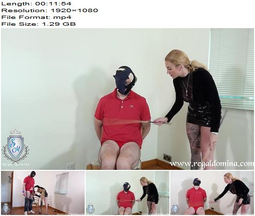 Miss Suzanna Maxwell  Punishing The Pantie pervert  Femdom preview