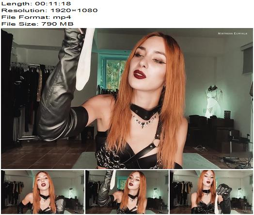 Mistress Euryale  Cum Addict Training  Cei preview