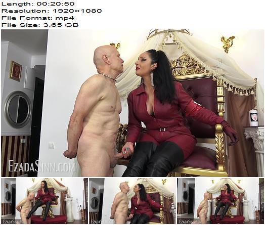 Mistress Ezada Sinn  Not sits lucky day preview