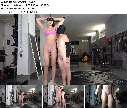 Mistress Gaia  Throbber Leash preview