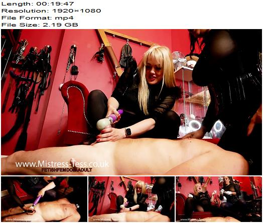 Mistress Tess  Too much of a stretch  Femdom preview