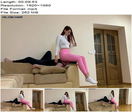 Petite Princess FemDom  Merciless Sofi With Her Divine Ass Smothering preview