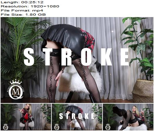 RussianQueenM  Weak Slave JOI  Blackmail  Findom preview
