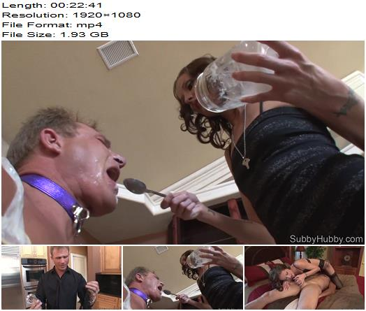 Subby Hubby  Hailey in the Making Movie  Femdom preview