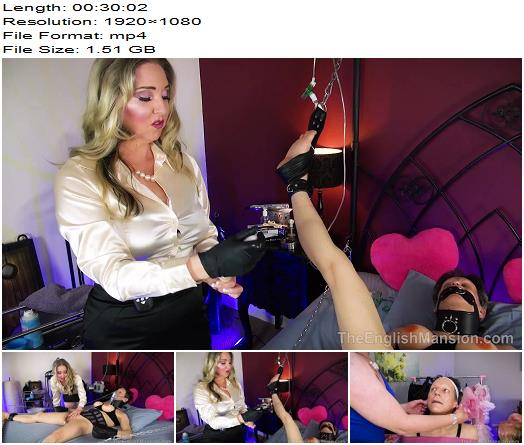 The English Mansion  Miss Eve Harper  Application Compulsory Sissy Pt1  Complete Movie  Femdom preview