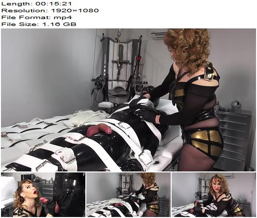 Miss Miranda  The Bondage Mistress  Endless Chastity The Final Cumming preview
