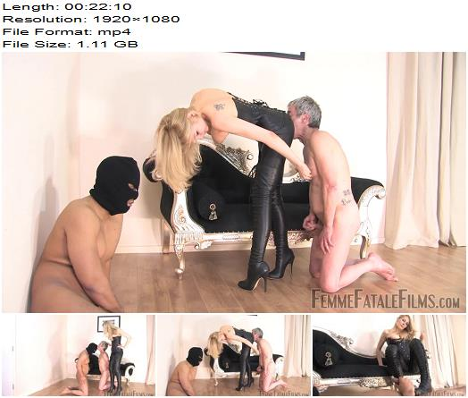 Femme Fatale Films Mistress Eleise de Lacy Best Boot Forward Full Movie  Ball Abuse preview