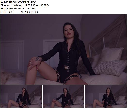Goddess Alessa  Finale  Blackmail  Findom preview