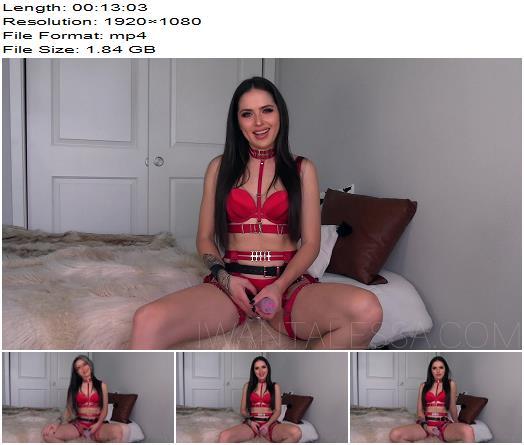 Goddess Alessa  Redrum  Cei preview