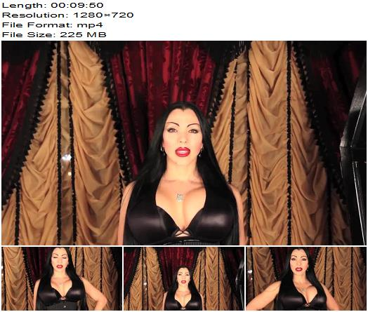 Goddess Cheyenne  Corseted and In Control  Blackmail  Findom preview